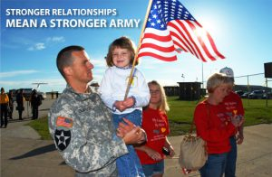 Strong Families Mean A Stronger Army