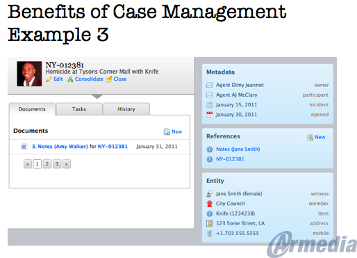 Benefits of Case Management 3