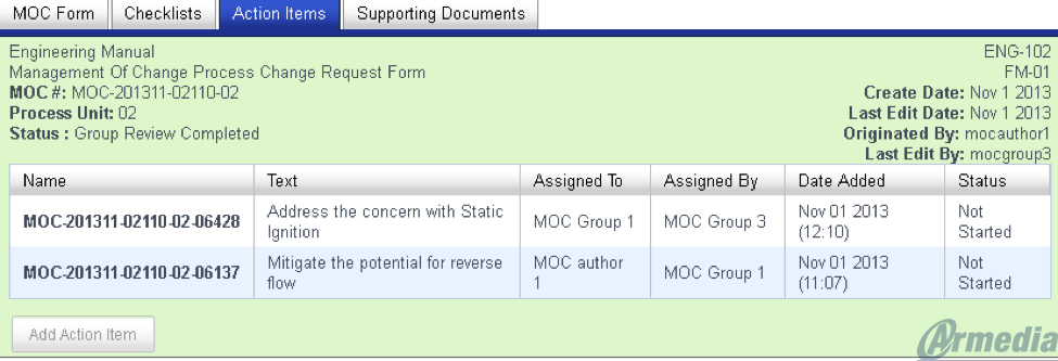 Automatic-Responsibilities assigned during Alfresco Workflow