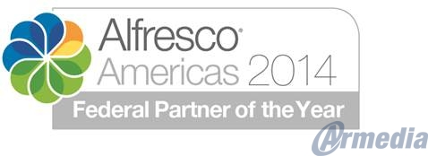 Alfresco_2014_Federal_Partner_of_the_Year