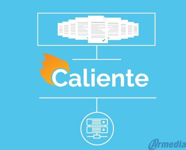 Caliente content migration tool