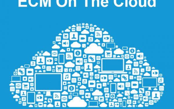Cloud-based ECM