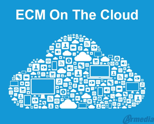 Cloud-based ECM