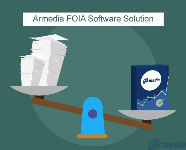 papers vs Armedia's FOIA software solution