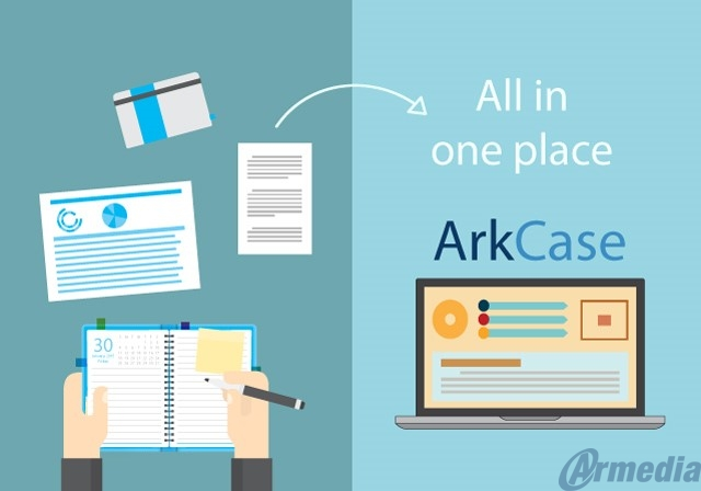 record your time and expense with ArkCase legal case management software