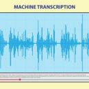 machine transcriptions