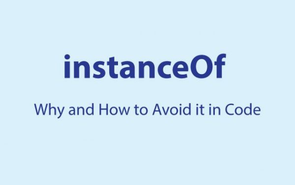 how to avoid instanceOf in code