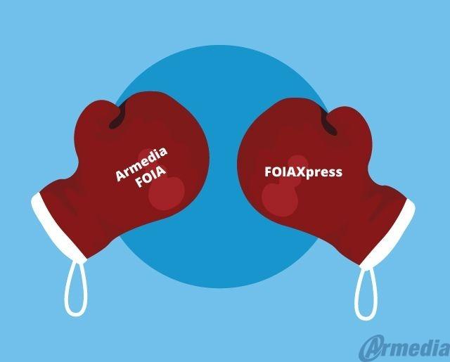 Armedia FOIA Software Solution vs. FOIAXpress