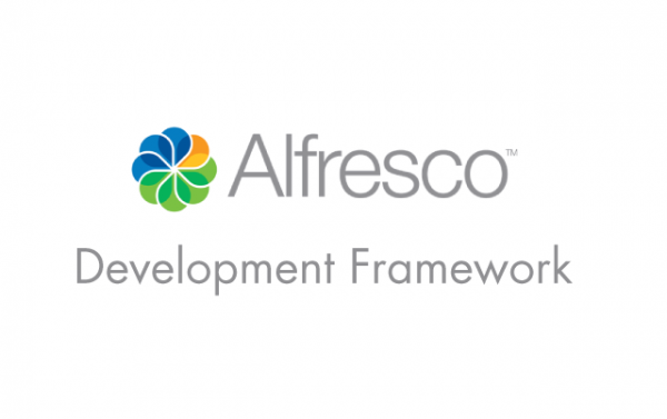 Alfresco development framework ADF