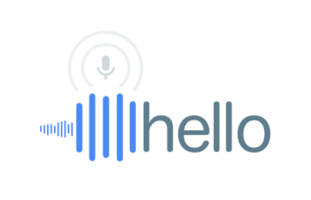 Google speech to text transcription services