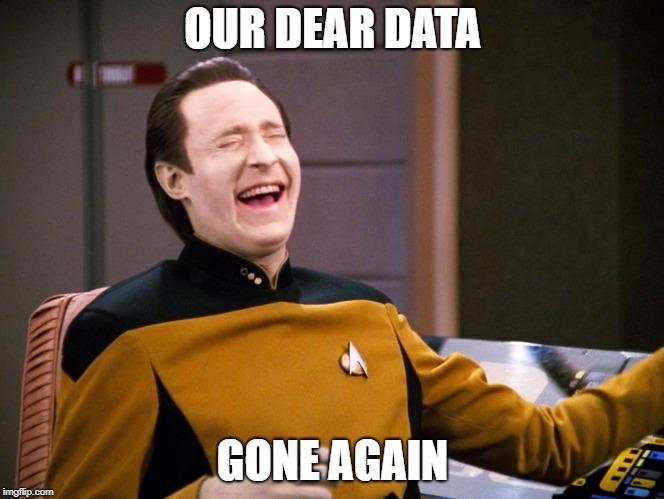 organization's fear of data loss