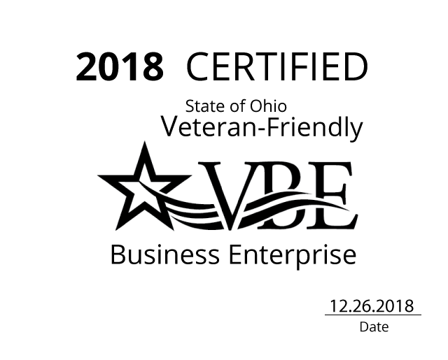 Armedia is certified as a veteran-friendly business enterprise