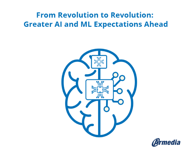 greater artificial intelligence and machine learning expectations ahead