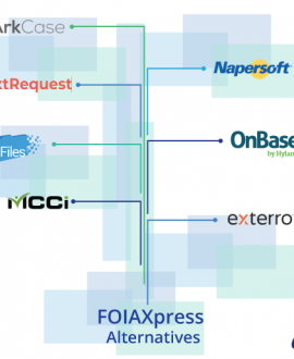 top 7 FOIAXpress alternatives for your public records needs