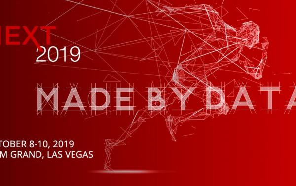 Next 2019 Hitachi Vantara Conference Invitation
