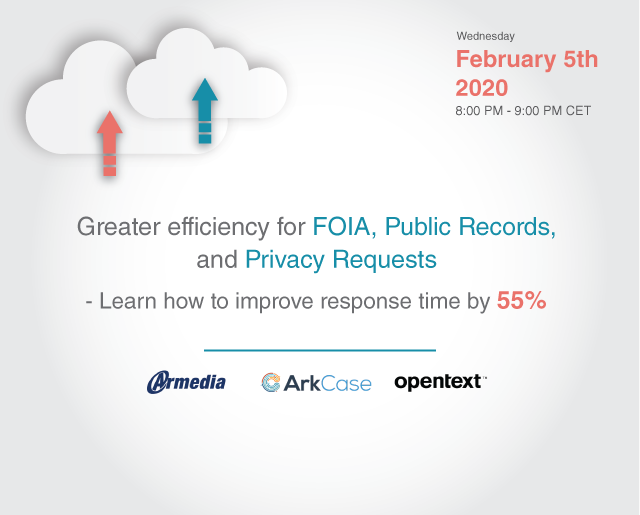 Greater efficiency for FOIA, Public Records, and Privacy Requests - Learn how to improve response time by 55%