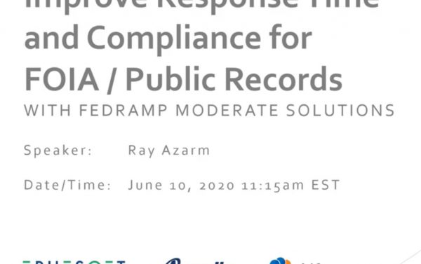 improve response time and compliance for foia public records